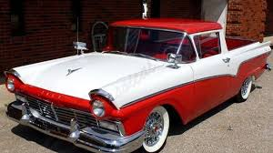Ford Vintage Trucks - 1957 ford ranchero classics for sale classics on autotrader