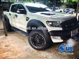 road ford ranger 2016 road 4wd car parts wide fender flare for 2015 ford ranger