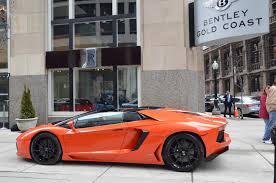 Lamborghini Aventador Awd - 2014 lamborghini aventador roadster cars arancio argos orange