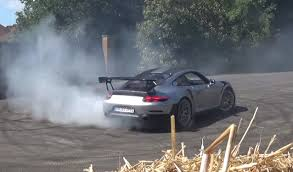 Gt2 Rs 0 60 New Porsche 911 Gt2 Rs Does Massive Donuts And Launches