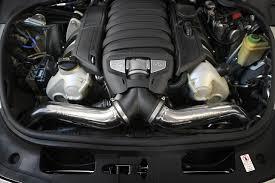 Porsche Panamera Gts Horsepower - fabspeed competition air intake for 09 porsche panamera s