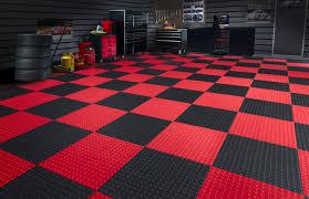 Interlocking Rubber Floor Tiles Interlocking Rubber Floor Tiles Garage Tile Flooring Design