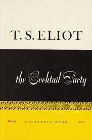 the cocktail party a harvest book t s eliot amazon com books