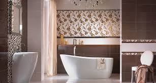 bathroom tiled walls design ideas 17 floral bathroom tile designs ideas design trends premium