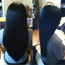 how to trim relaxed hair three things to do after a trim to prevent new split ends