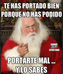Memes De Santa Claus - 134 best jejejej navidad images on pinterest jokes xmas and ads