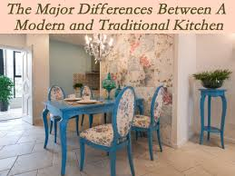 modern traditional the major differences between a modern and traditional kitchen png