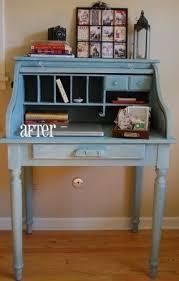 Small Secretary Desk Antique Secretary Roll Top Desk Foter
