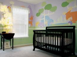 Decorate A Nursery Nursery Decorating Idea Inexpensive Diy Cloud Mobile Hgtv