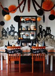 Homemade Halloween House Decorations by Diy Halloween Table Decorations