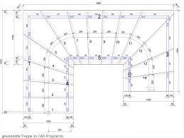 halbgewendelte treppe konstruieren cad konstruktion eckelt gmbh