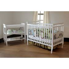 White Crib And Changing Table Combo Summer Infant 3 In 1 Crib Changer Combo White