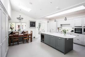 Kitchen Island Decoration by Kitchen Attractive Image Of L Shape Kitchen Design And Decoration
