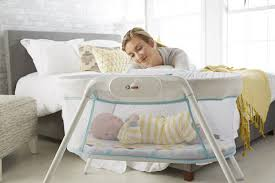Bassinet That Hooks To Bed Fisher Price Stow U0027n Go Bassinet Bed Bath U0026 Beyond