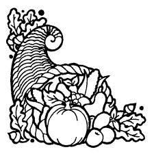 bunch ideas of 2017 cornucopia coloring pages also cover