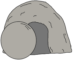 empty tomb clipart the cliparts databases