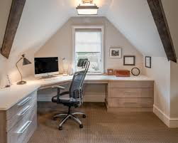 Modern Contemporary Home Office Desk How To Design A Healthy Home Office That Increases Productivity
