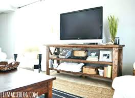 Design For Oak Tv Console Ideas Creative Tv Stands Creative Of Design For Oak Console Ideas
