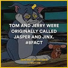 tom u0026 jerry original names
