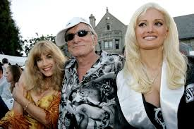 barbi benton today the day i visited hugh hefner at the playboy mansion the times