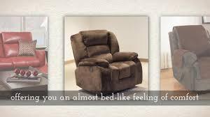 oversized recliner youtube