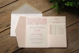 pocket wedding invites pocket wedding invitation kits amulette jewelry