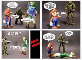 Doom Guy Meme - who would win in a fight chief or doom guy meme by halo42069