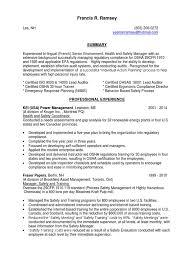resume help boston resume ehs manager virtren com resume ehs manager virtren
