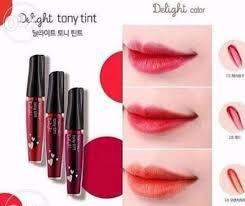 toni moli tony moly delight lip tint mimo beauty