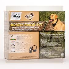 border patrol tc1 gps portable dog fence u0026 remote trainer