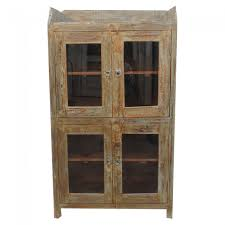 rustic wood display cabinet search results for distressed rustic timber glass door display