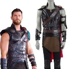 Thor Halloween Costumes Men U0027s Size Thor Cosplay Halloween Costume Marvel Superhero
