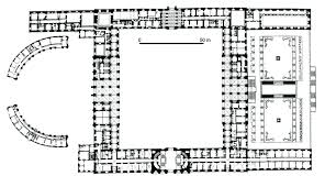 st james u0027 palace plan of the state apartments first floor