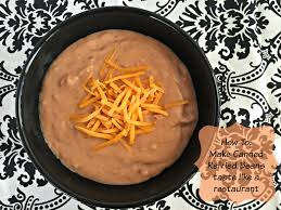 Mexican Side Dishes For Thanksgiving How To Make Canned Refried Beans Taste Like A Restaurant U0027s An