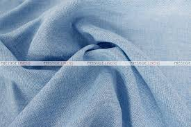 vintage linen fabric by the yard baby blue prestige linens