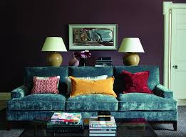 velvet is back this light rich and textured fabric is the