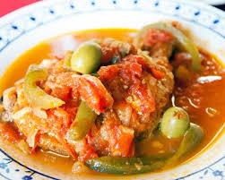 cuisine corse veau aux olives recette veau à la corse