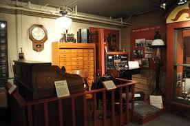 Interiors Of Edmonds File Edmonds Historical Museum C 1940s Office Jpg Wikimedia