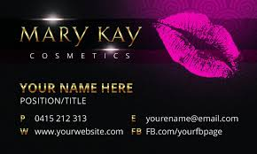 cool mary kay business card template 38 for your business cards