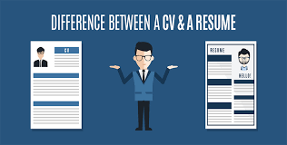 What Difference Between Resume And Cv What Are The Differences Between A Resume And A Cv Institutes Hub