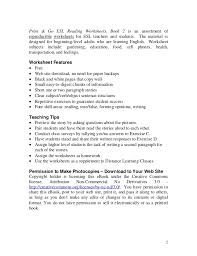 worksheets for esl students free worksheets library download and
