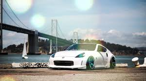 nissan 370z wallpaper hd zoey v3 0 nissan 370z accurair slammed ag wheels royal stance