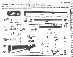savage shotgun parts stevens shotgun parts springfield shotgun