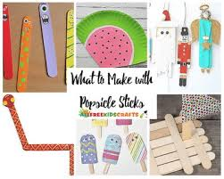 where to buy lollipop sticks what to make with popsicle sticks 50 crafts for kids