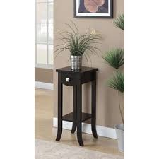 Modern Display Pedestal Modern U0026 Contemporary Plant Stands U0026 Tables You U0027ll Love Wayfair