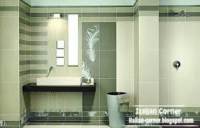 Italian Bathroom Tiles Design Green Wall Tiles Design - Bathroom wall tiles design