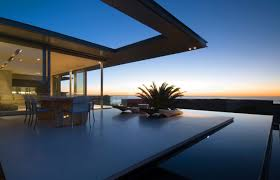 luxury elegant design modern beach houses with sea view pictures