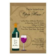 open house invitations business open house invitations announcements zazzle