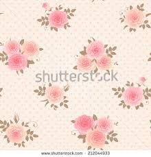 Floral Shabby Chic Wallpaper by Shabby Chic Wallpaper Border Dot Background Shabby Chic