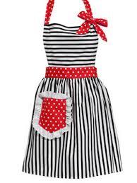 a vintage apron inspiration 4 steps